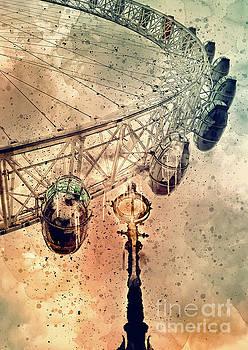 Svetlana Sewell - London Eye