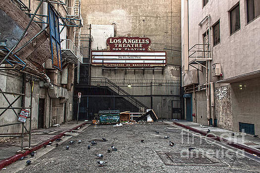 Gregory Dyer - Los Angeles Theater Alley