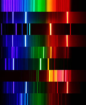 Ted Kinsman - Montage Of Various Spectra