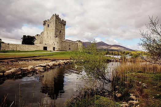Ross Castle by Scott Pellegrin