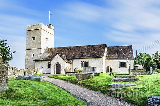 St Sannans Church Bedwellty by Steve Purnell