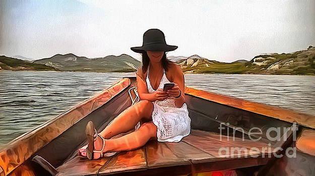 Summer by Yury Bashkin
