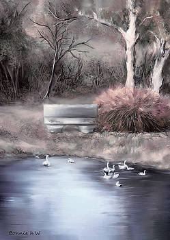 the Pond by Bonnie Willis