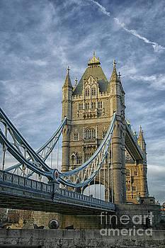 Patricia Hofmeester - Tower bridge London