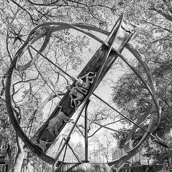 Troup Square Armillary Sphere by For Ninety One Days