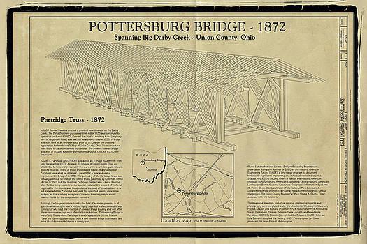 Jack R Perry - Upper Darby/Pottersburg  Covered Bridge