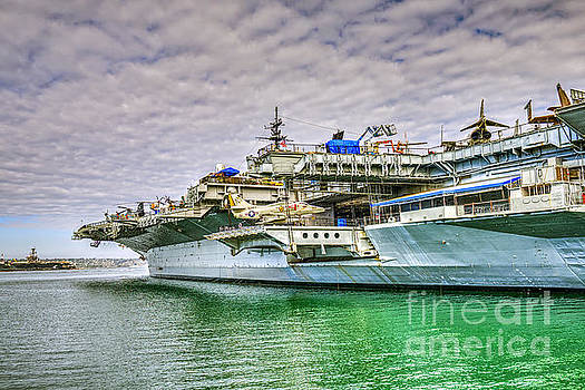 David  Zanzinger - USS Midway CV41