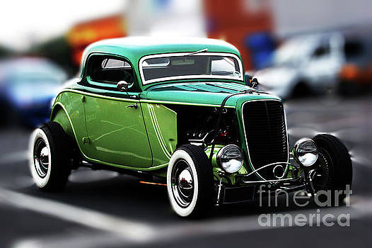 3 Window 1933 Ford Coupe by Baggieoldboy