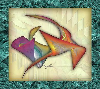 Windswept by Iris Gelbart