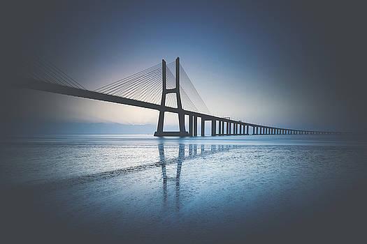 Vasco da Gama Bridge by Andre Goncalves