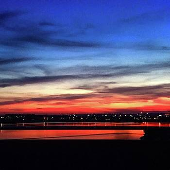 31 May 16 Colourful Sunset by Toni Martsoukos
