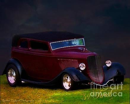 34 Ford Heart Throb by Bobbee Rickard