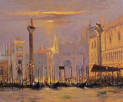 354 St. Marks Square by Chuck Larivey