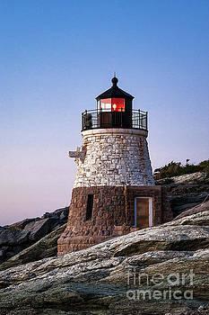 Castle Hill Lighthouse by John Greim