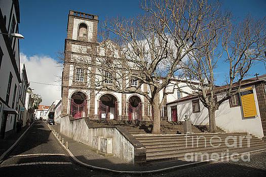 Gaspar Avila - Church in Ponta Delgada