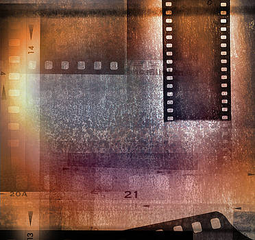 Film strips by Les Cunliffe
