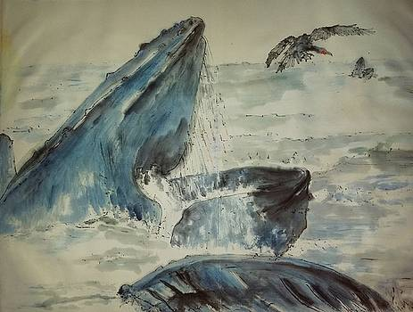 For Whales And Dolphins  Album by Debbi Chan