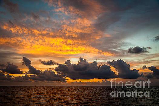 Moody Sky by Juan  Silva