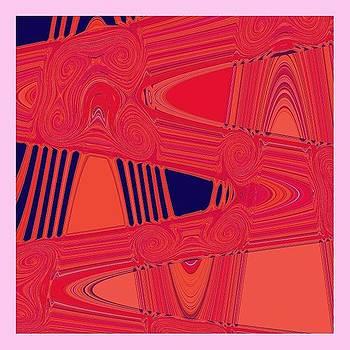Original Abstract Pattern  by Mohammad Safavi naini