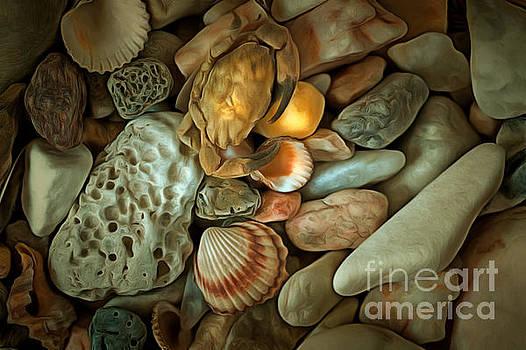 Pebble Stones by Michal Boubin