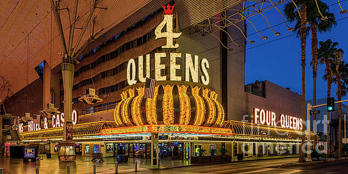 4 Queens Casino Entrance by Eric Evans