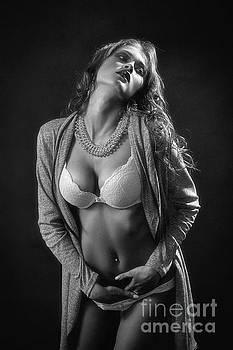 Sensual Aroused Woman by Aleksey Tugolukov