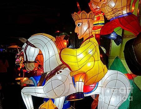 The 2016 Kaohsiung Lantern Festival by Yali Shi