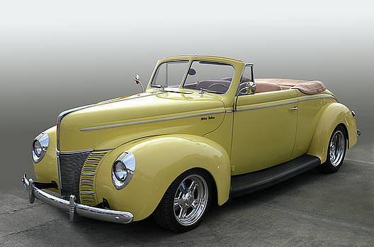 40 Ford Deluxe Cv by Bill Dutting