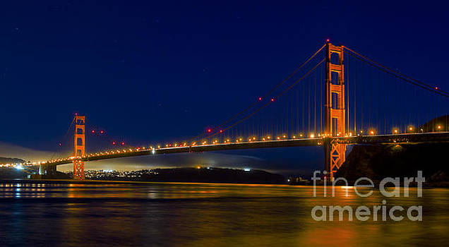 Golden Gate Bridge in San Francisco by ELITE IMAGE photography By Chad McDermott