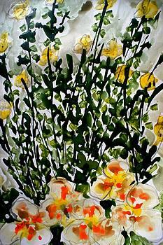 Divine Blooms by Baljit Chadha
