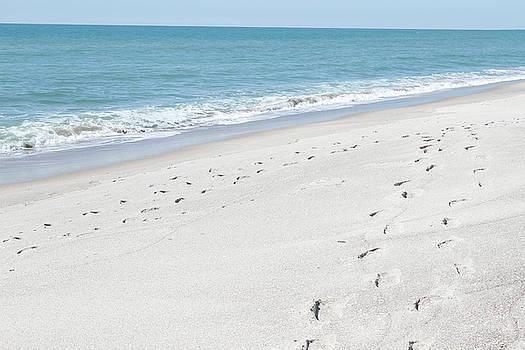 Beach prints by Les Cunliffe