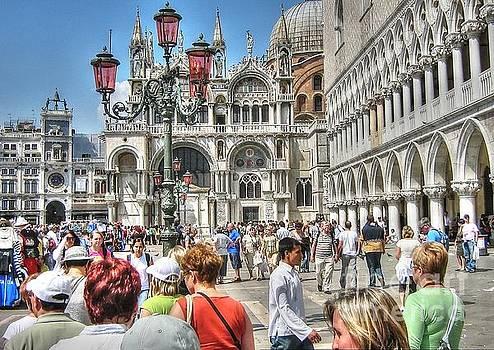 Venice by Yury Bashkin