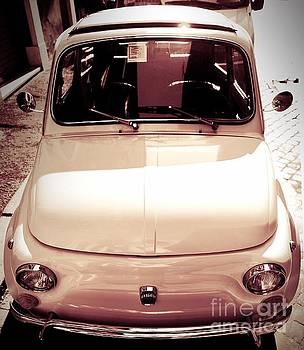 500 FIAT toned sepia by Stefano Senise