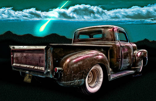 52 Rat Truck El Borracho and the Midnight Wish by Chas Sinklier