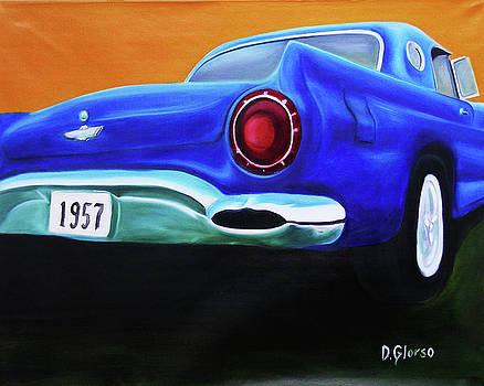 57 T-Bird by Dean Glorso