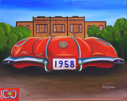 58 Corvette by Dean Glorso