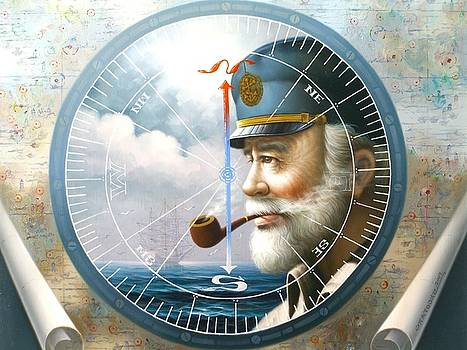 News  Map Captain or  Sea Captain by Yoo Choong Yeul