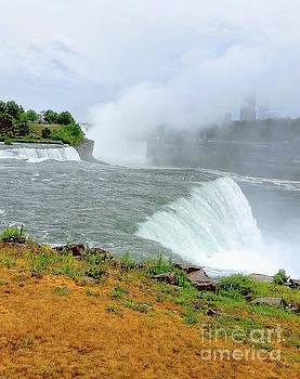 Niagara Falls by Raymond Earley