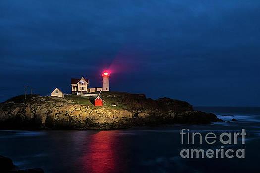 Nubble Lighthouse by John Greim