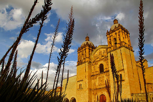 Oaxaca Mexico by Jim McCullaugh