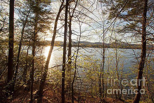 Onota Lake by Jonathan Welch
