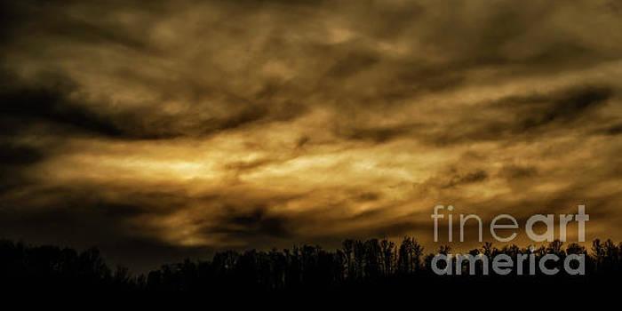 Storm Clouds by Thomas R Fletcher