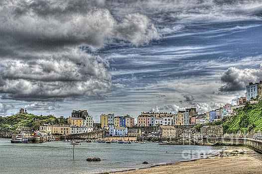 Steve Purnell - Tenby Harbour