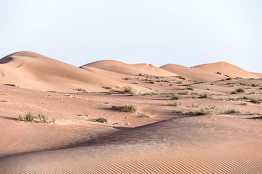 Wahiba Sands - Oman by Joana Kruse