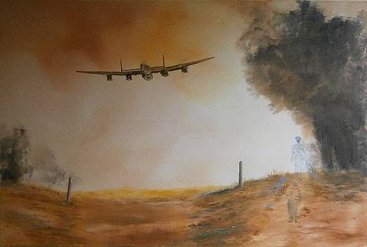617sqdTribute to the Dambusters   by Andy Davis