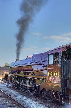 6201 Princess Elizabeth by David Birchall