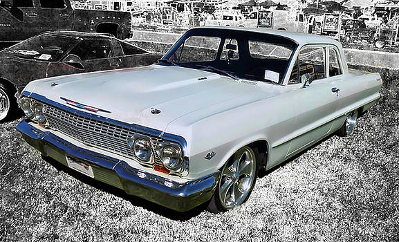 '63 Chevy Biscayne by Victor Montgomery