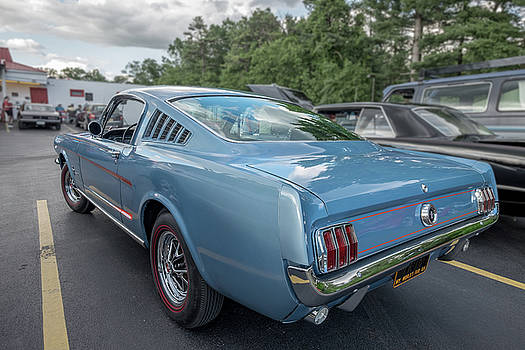64 Fastback by Paul Barkevich
