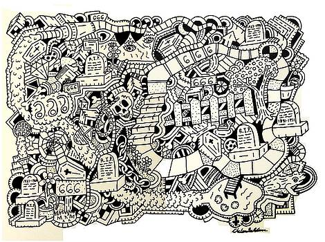 666 by Chelsea Geldean