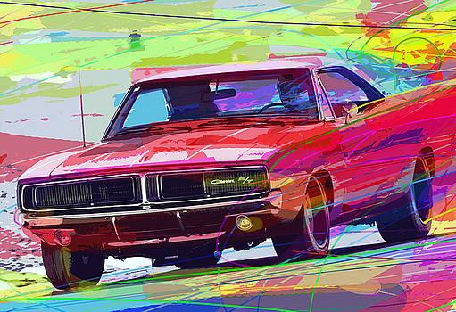 David Lloyd Glover - 69 Dodge Charger
